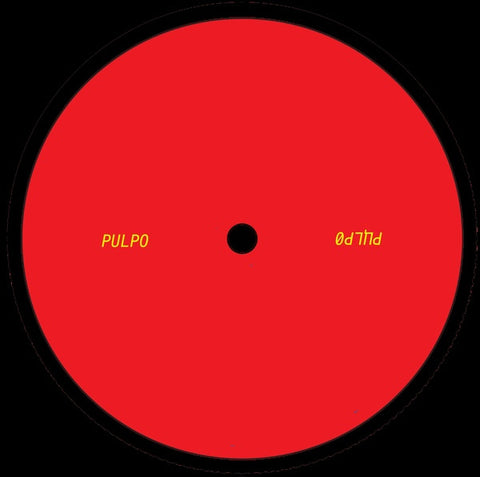 "Pulpo - Russian Torrent Version 16 - 12"" - CCCP016"