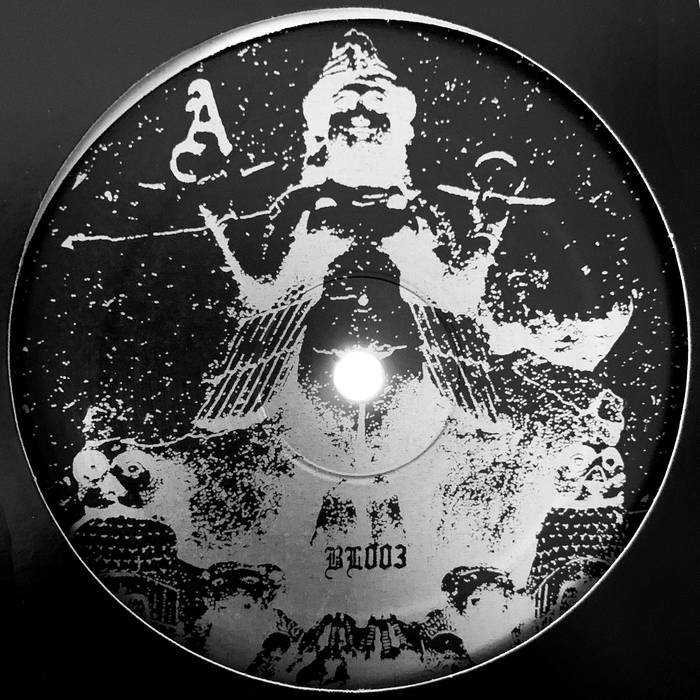"Circling Vultures/Balance Angel - split - 12"" - BL03"