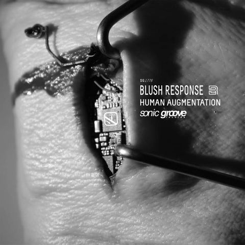 "Blush Response - Human Augmentation - 12"" - SG-1776"