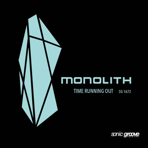 "Monolith - Time is Running Out - 12"" - SG1672"