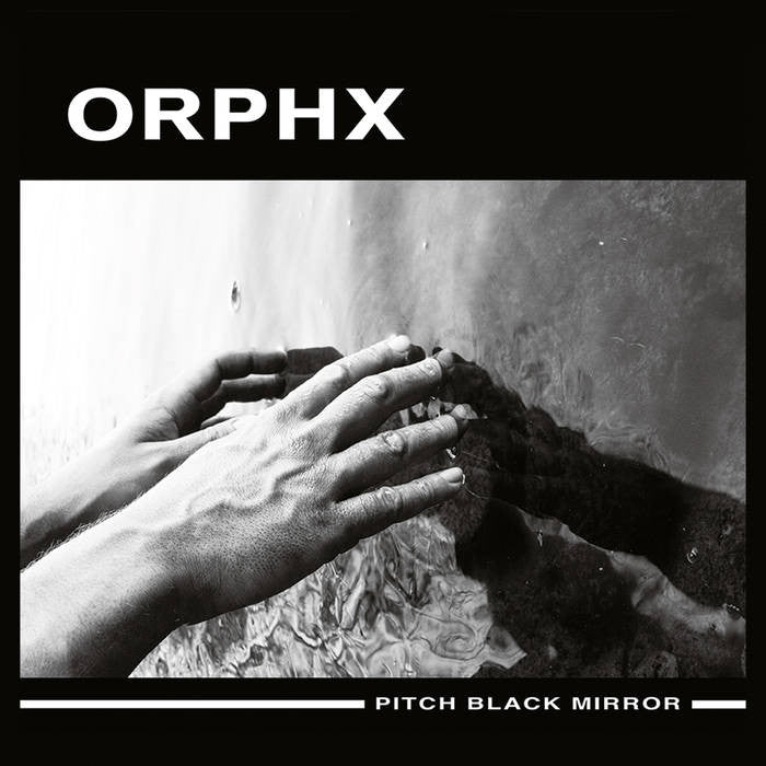 Orphx - Pitch Black Mirror - 12""