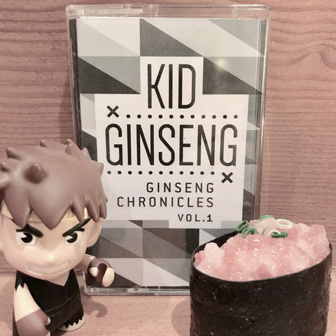 Kid Ginseng- The Ginseng Chronicles Vol.1 - Cassette - KJ037