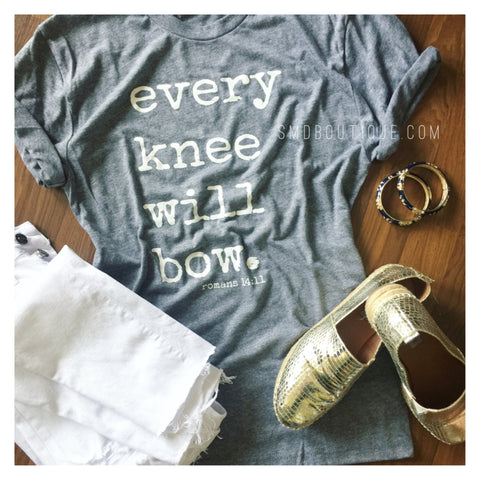 Every Knee Shirt