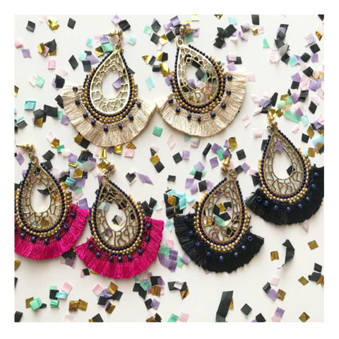 Trippi Earrings