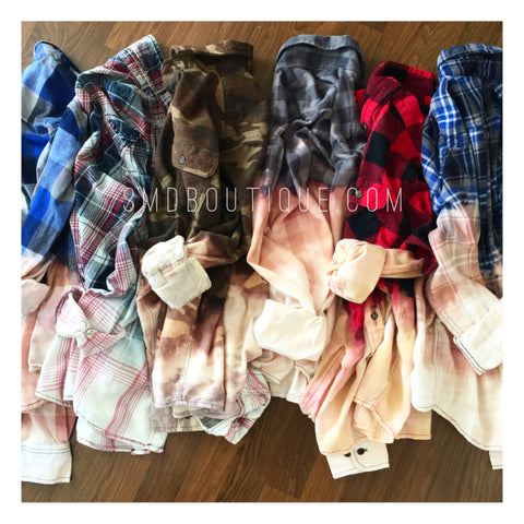 Ombre Flannels