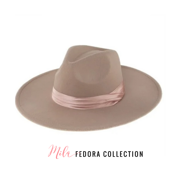 Mila Fedora Collection