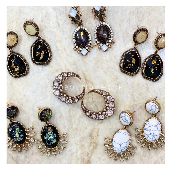 Nicole Earring Collection