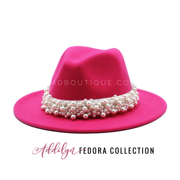 Addilyn Fedora Collection