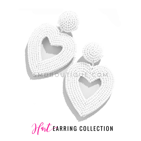 Hart Earring Collection