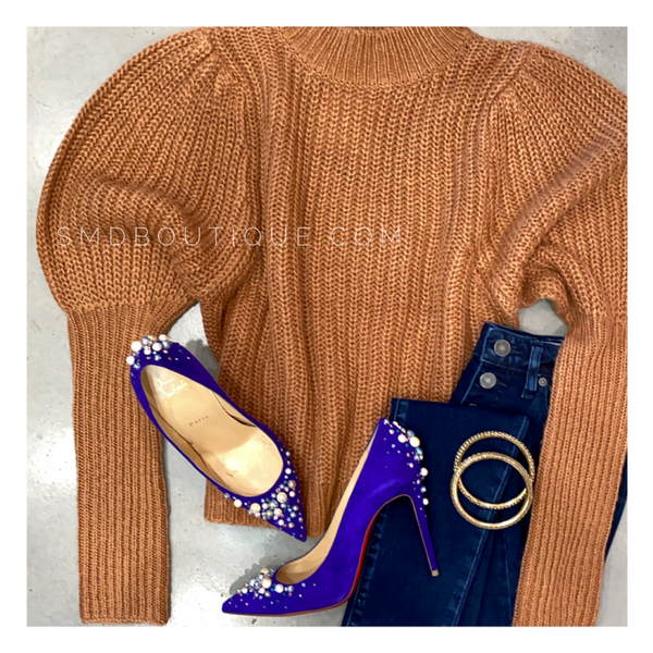The Caroline Sweater