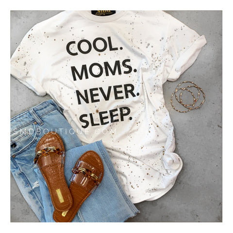 Cool Moms Tee - Limited Edition