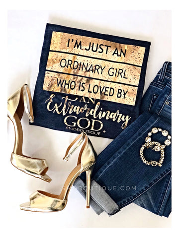Ordinary Girl Tee