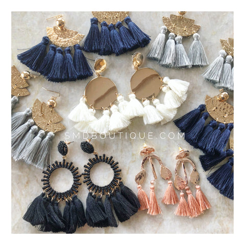 Sarah Earrings Collection