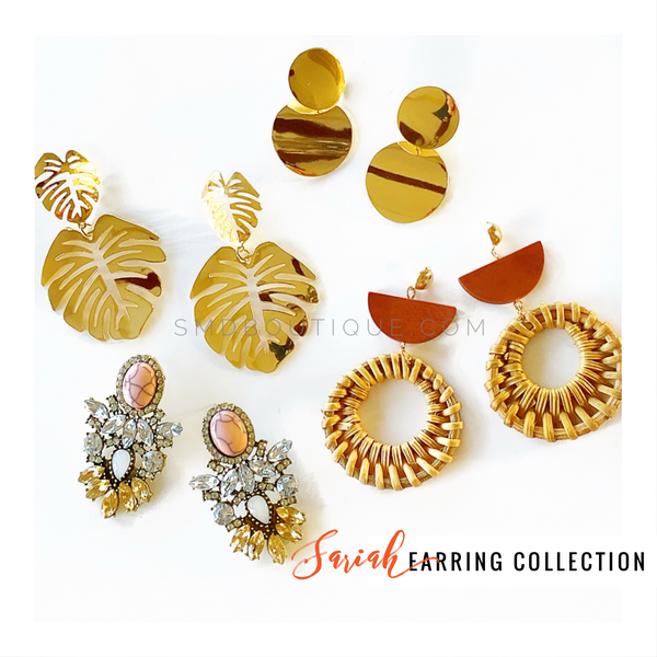 Sariah Earring Collection