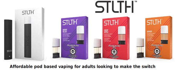 St  Catharines Vape Shop offering e-cigs, hardware and e-liquids