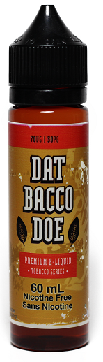 Dat Bacco Doe by Theory Labs - Tricky Vapor St. Catharines Vape Shop Ontario Canada
