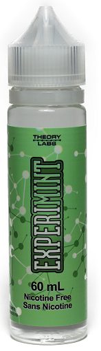 ExperiMINT by Theory Labs - Tricky Vapor St. Catharines Vape Shop Ontario Canada
