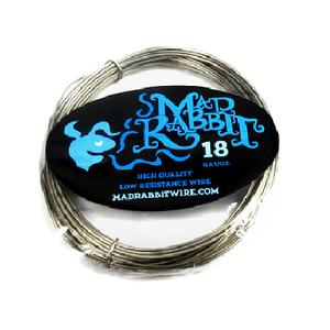 Mad Rabbit Low Resistance Wire - Tricky Vapor St. Catharines Vape Shop Ontario Canada