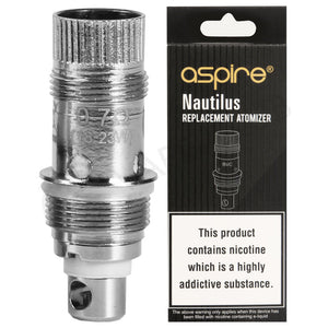 Aspire Nautilus Replacement Coil-Tricky Vapor St. Catharines Vape Shop Ontario Canada
