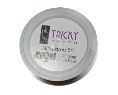 Nichrome Wire N80 - Tricky Vapor Vape Shop St.Catharines Ontario Canada