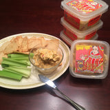 2 tubs of Original Pimento Cheese + 2 tubs of Jalapeño Pimento Cheese (10 oz. each)