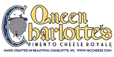 Queen Charlotte's Pimento Cheese Royale