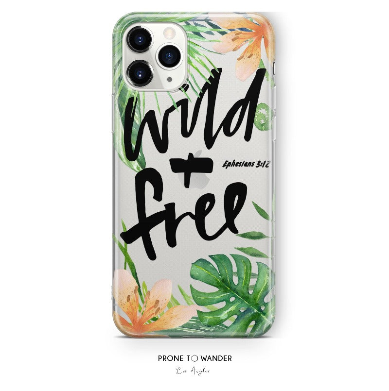 H149 - WILD AND FREE- EPHESIANS 3:12