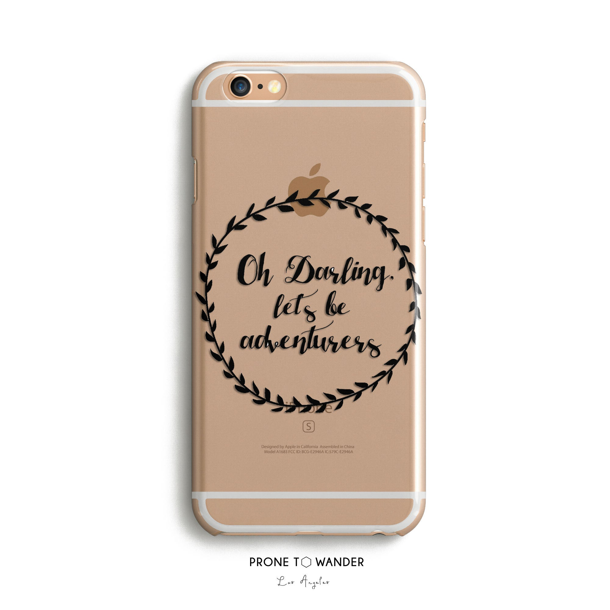H21 - LET'S BE ADVENTURERS - Bible Verse Phone Case for Samsung and iPhone Cover