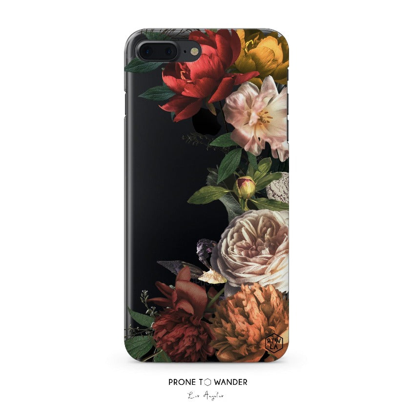 H248 - VINTAGE FOLIAGE- Bible Verse Christian Quote iPhone Covers