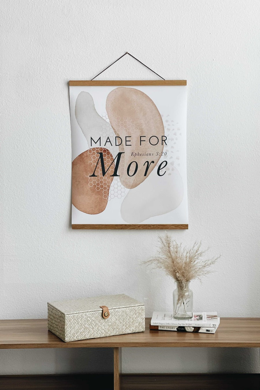MADE FOR MORE  - THE ALL THINGS NEW POSTER