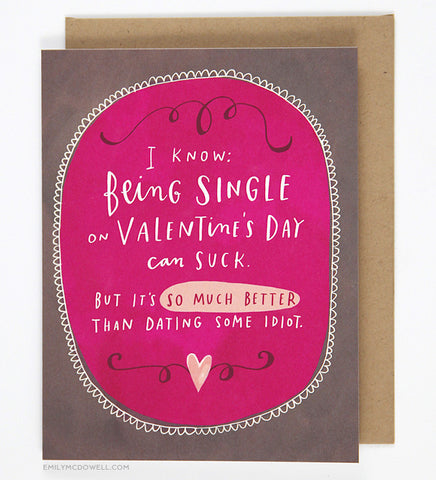 Valentine's Day Single