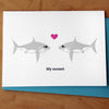 Shark Morsel Card