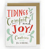 Comfort and Joy Card