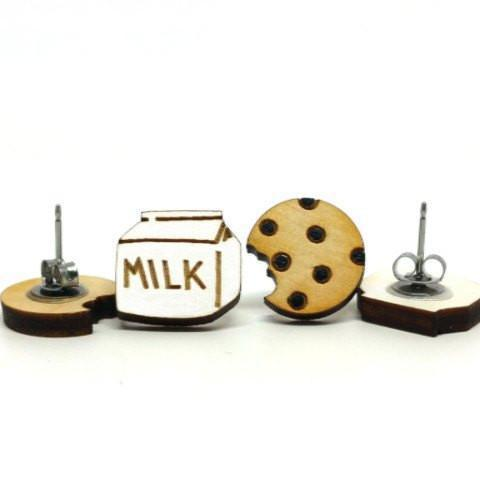Milk and Cookie Studs