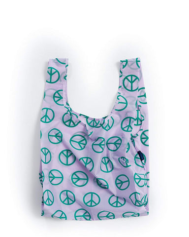 Baggu Reusable Bag - Peace Sign