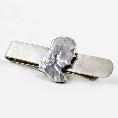 Benjamin Franklin Tie Bar