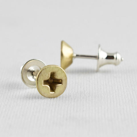 Screw Studs - Brass
