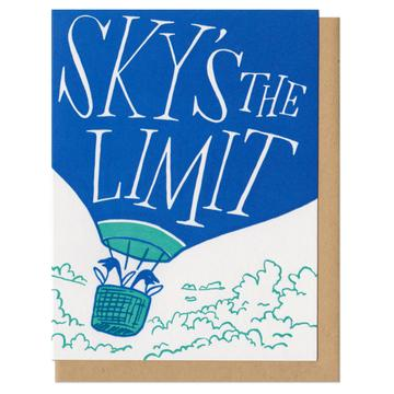 Sky's the Limit Card