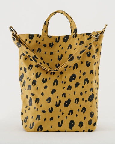 Leopard Duck Bag