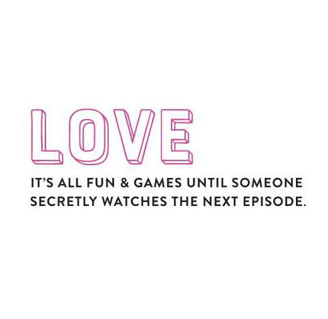 Love Episode Card