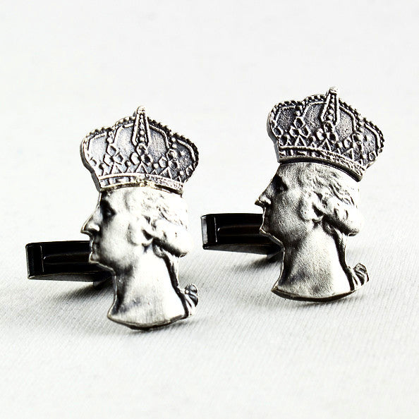 King George Cufflinks