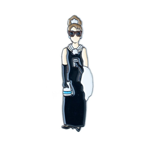 Holly Golightly Pin