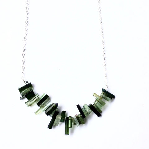 Treeline Necklace