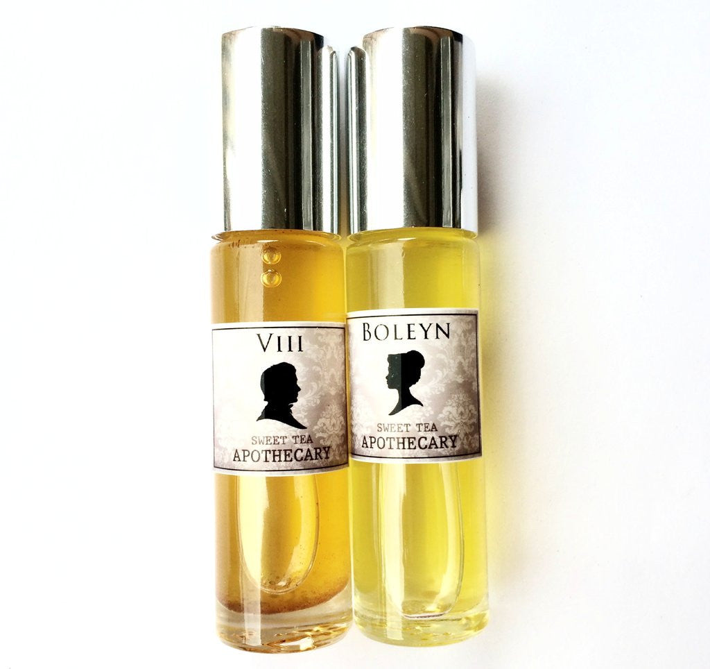 Queen Anne Boelyn Perfume