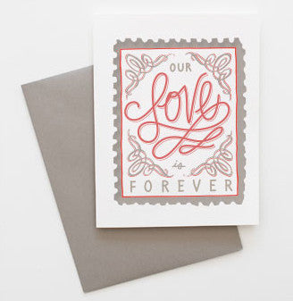 Love is Forever Card