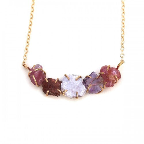 Ayse Pink Necklace