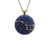 Big Dipper Constellation Necklace