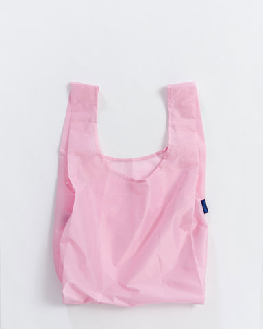 Baggu Reusable Bag - Cotton Candy Pink