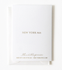 New York State Flower Cards (box of 6)