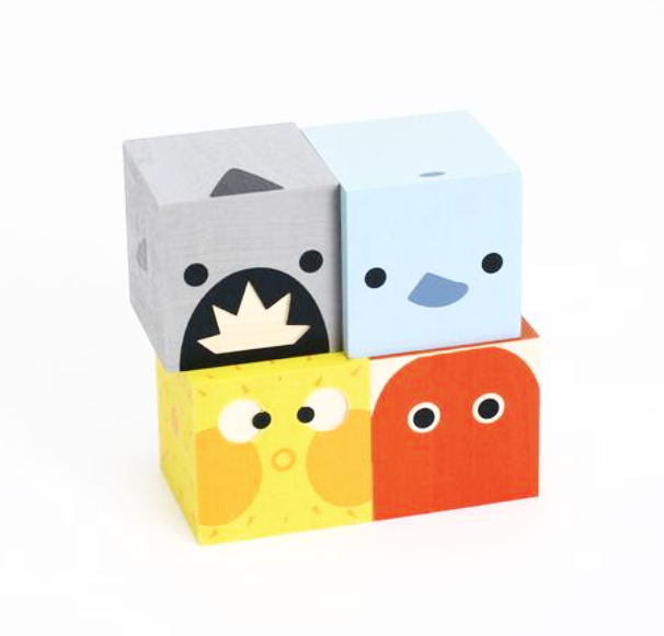 Cubelings Sea Blocks